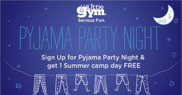 TLG Pyjama Party Night Cover Image