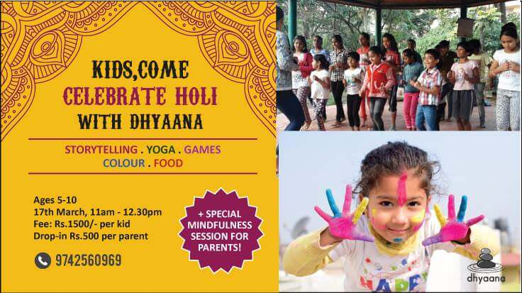 Holi for Kids Cover Image