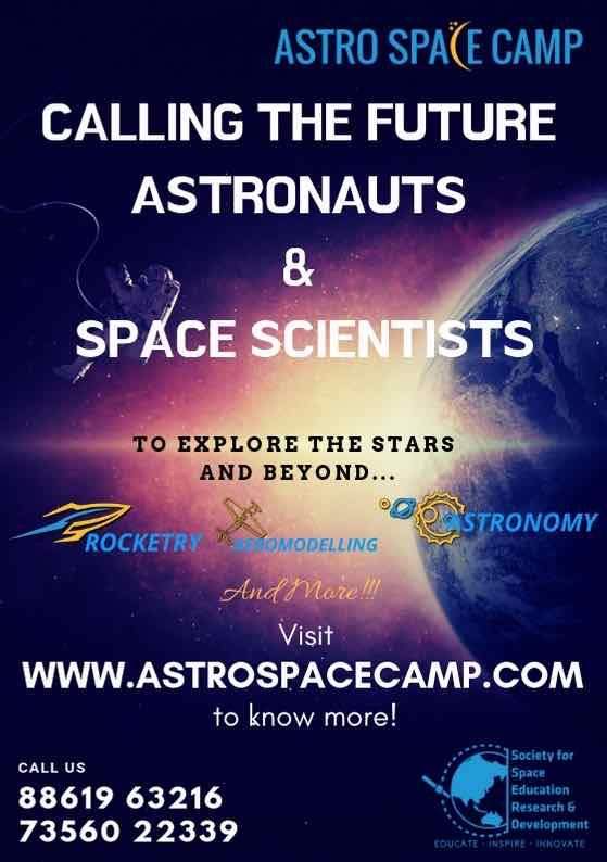 SSERD Summer Astro Space Camp 3.0 Cover Image