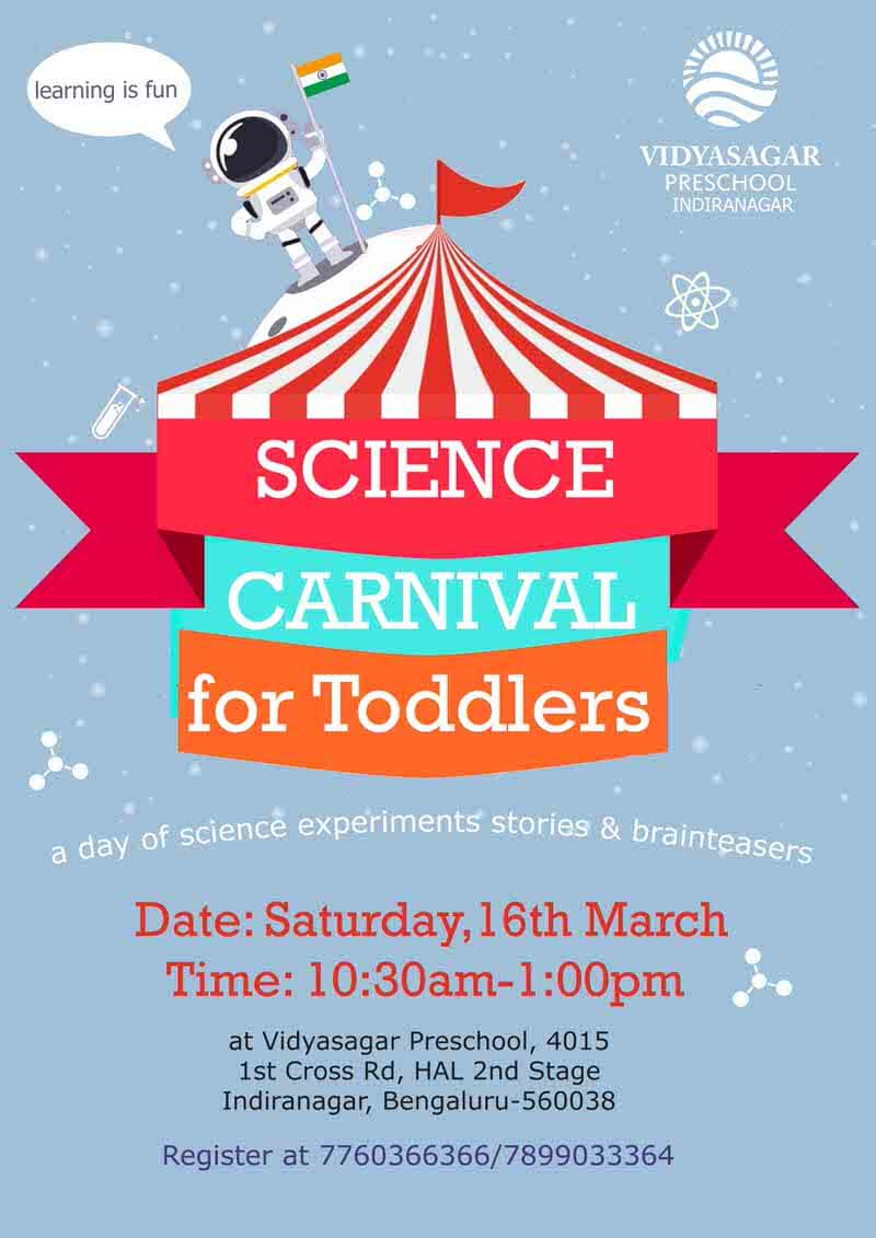 Science Carnival Cover Image