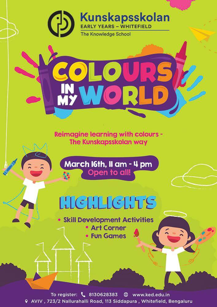 Colours in My World Cover Image