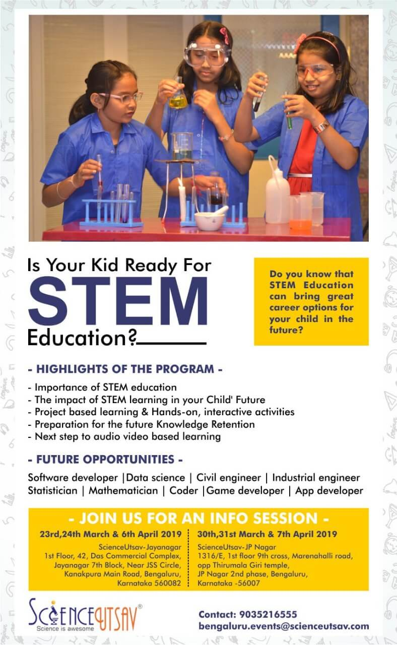 Importance of STEM Education Cover Image