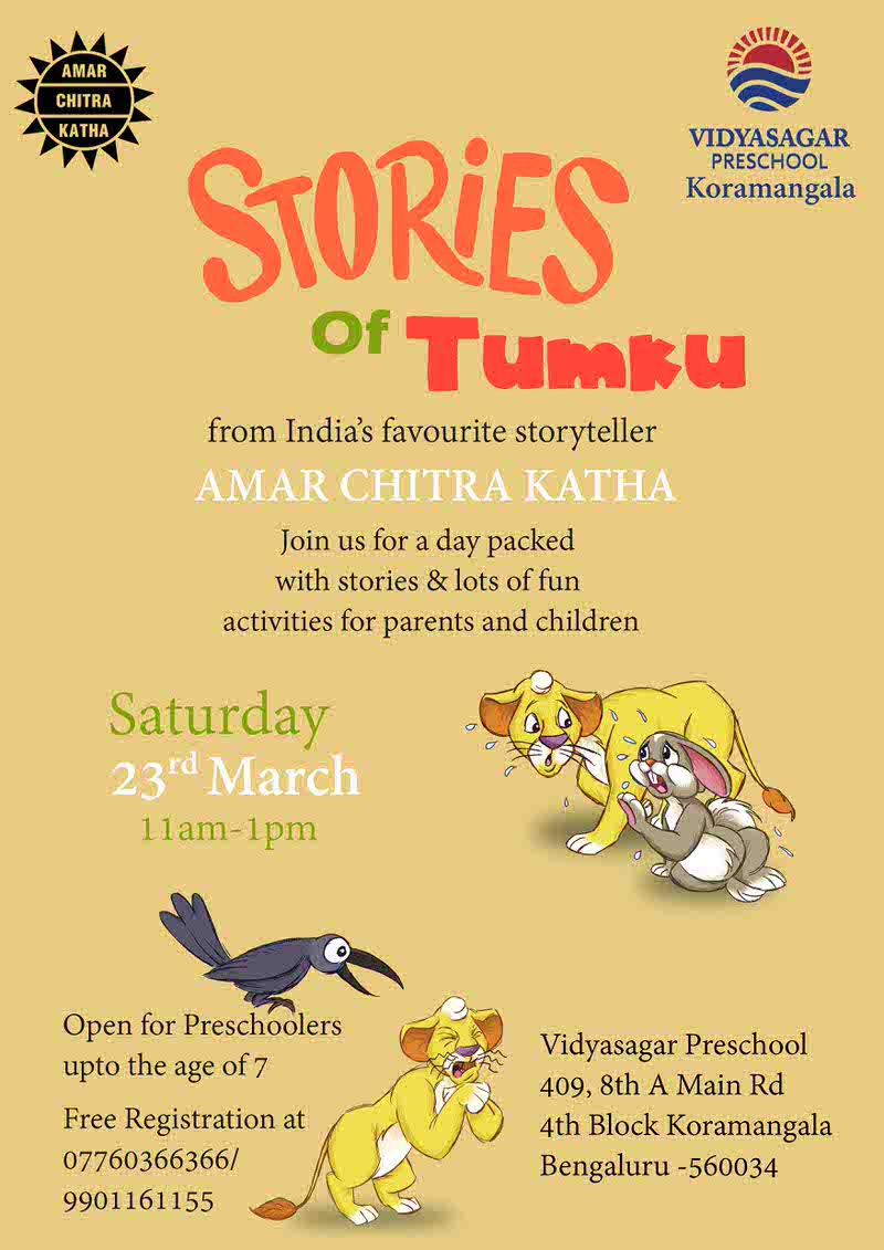 Stories Of Tumku Cover Image