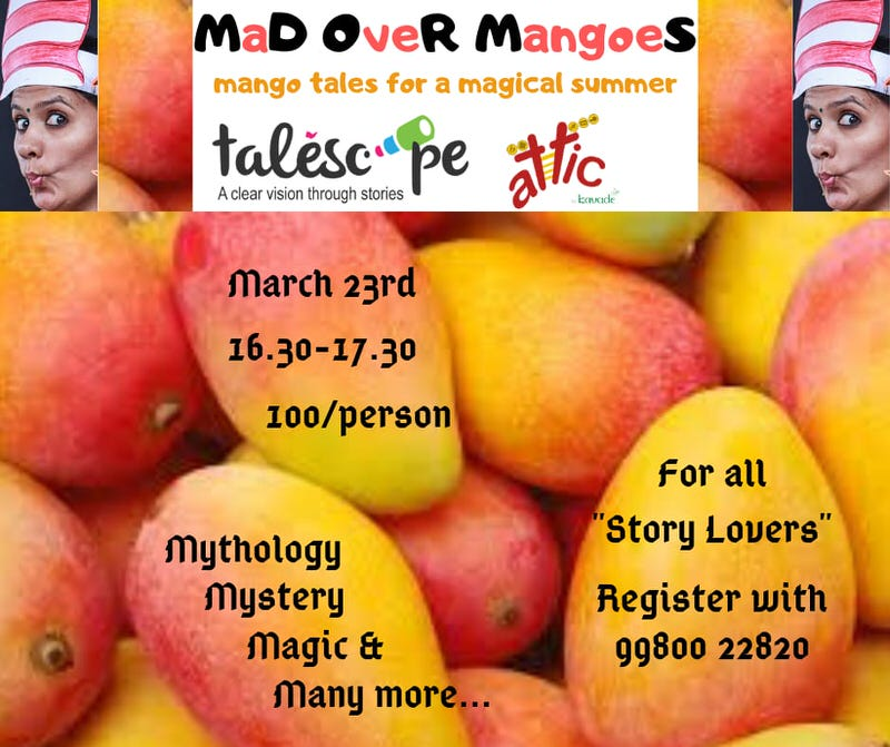 Mad Over Mangoes Cover Image