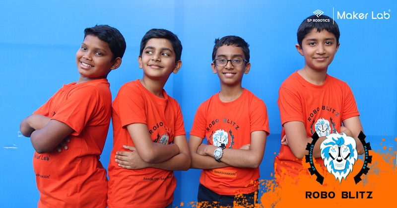 India's Largest Robotics Summer Camp Cover Image