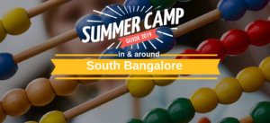 Great South Bangalore summer camps for kids