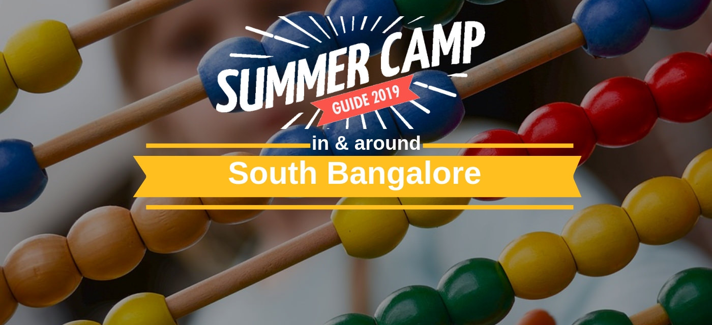 30+ Great South Bangalore summer camps for kids Cover Image