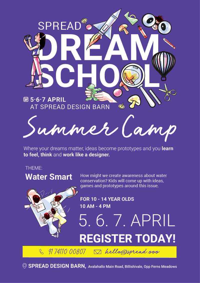 Dream School Summer Camp Cover Image