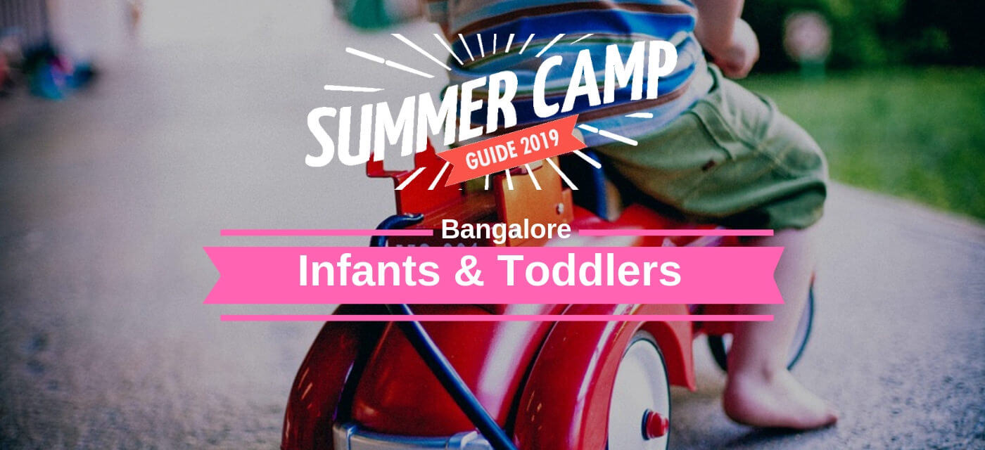 Top 15 Summer Camps recommended for your toddlers and infants Cover Image