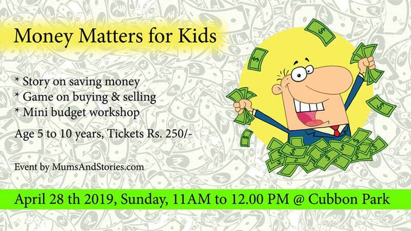 Money Matters for Kids Cover Image