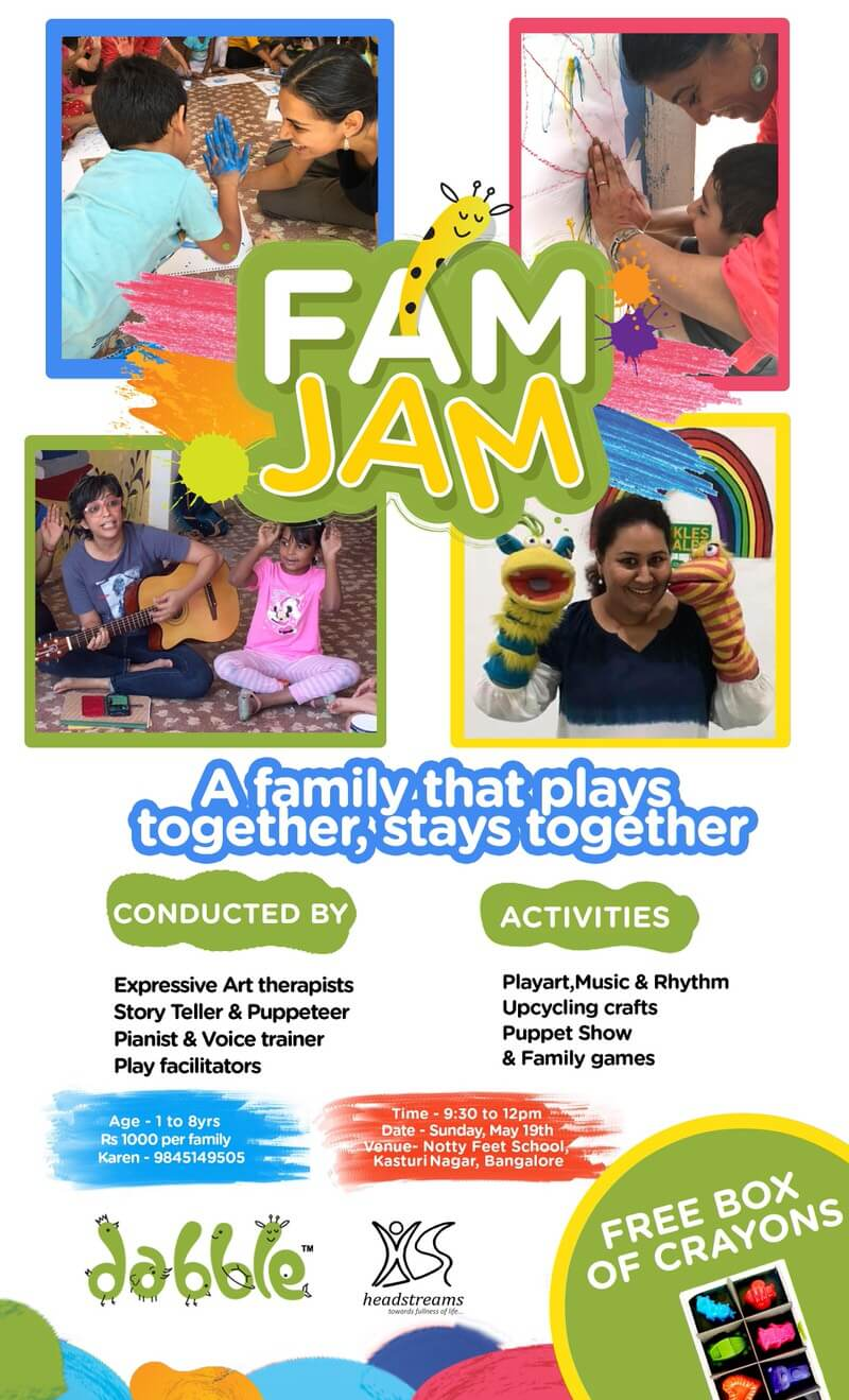 Dabble Fam Jam Day Cover Image
