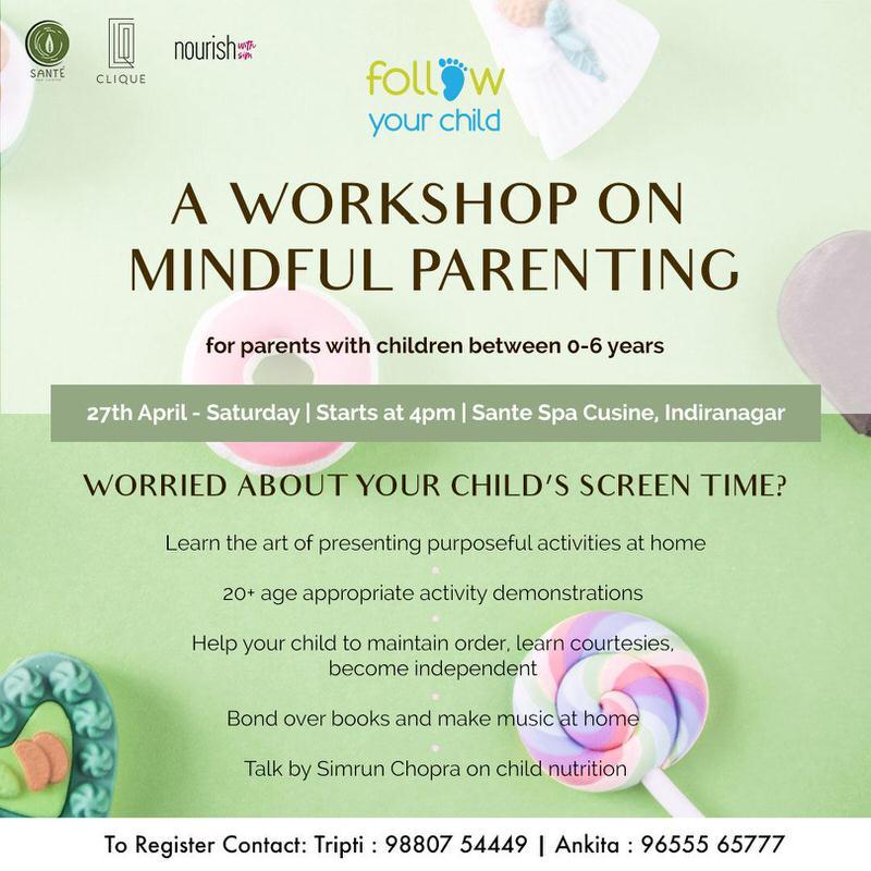 A Workshop On Mindful Parenting Cover Image