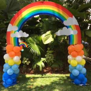 Rainbow Photobooth