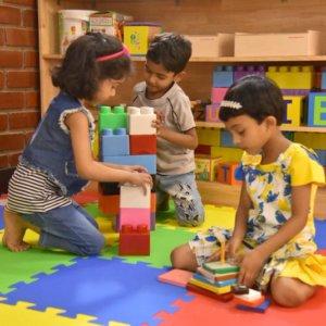 Block Zone at Little Learners Hub