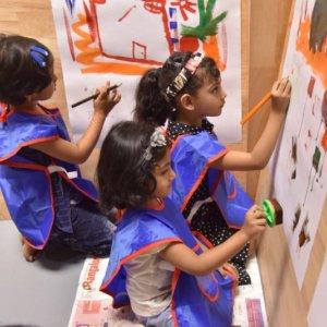 Kids Creativity Zone at Little Learners Hub