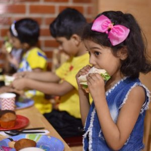 Snack Time for Kids at Little Learners Hub