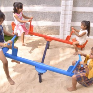 Sand Pit Time at Little Learners Hub