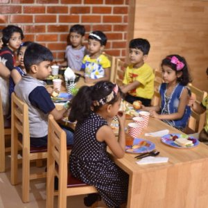 Dinning Area for Kids at Little Learners Hub