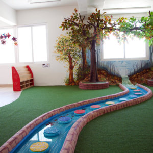 Sensorial Play area at Nalapad Nest
