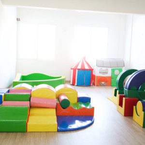 Soft Play Zone at Nalapad Nest