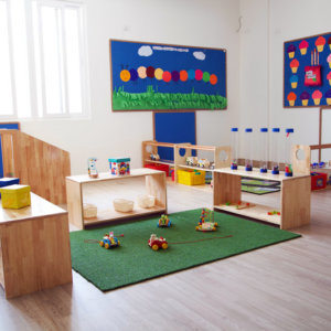 Nalapad Nest Classroom Setup