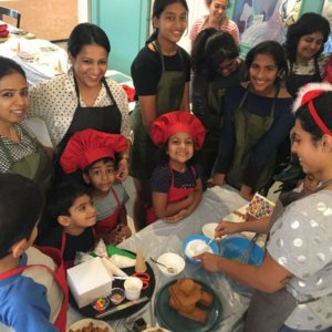 Fireless Cooking for Kids at Happy Belly Bakes