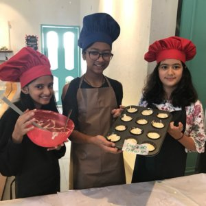 MasterChef Class at Happy Belly Bakes