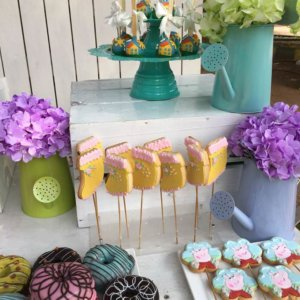 Cake Table Treats by Happy Belly Bakes