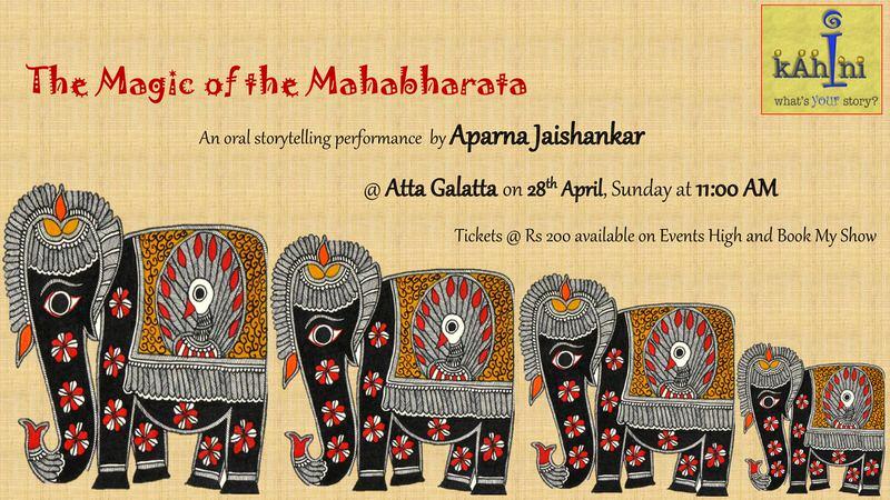 The Magic of the Mahabharata Cover Image
