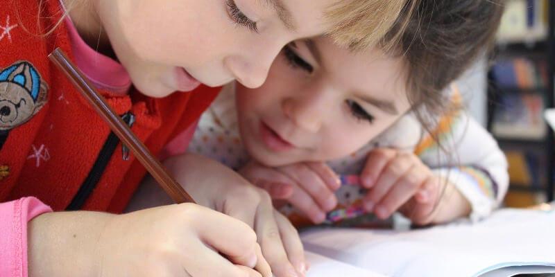 Kids Learning Together