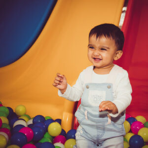 Toddler Zone at Tumble Town