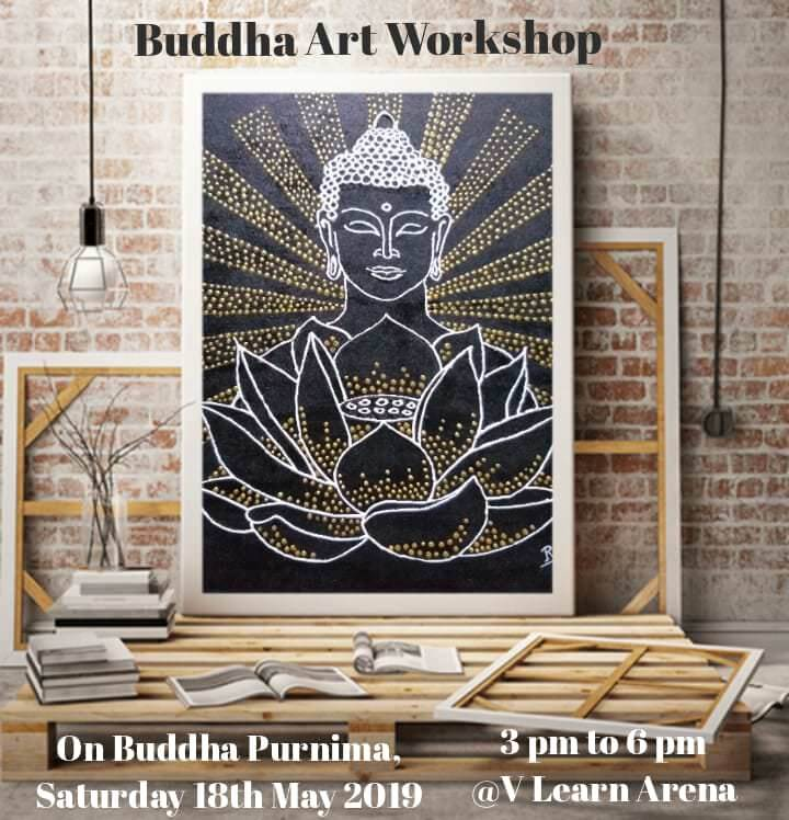Buddha Art Workshop Cover Image