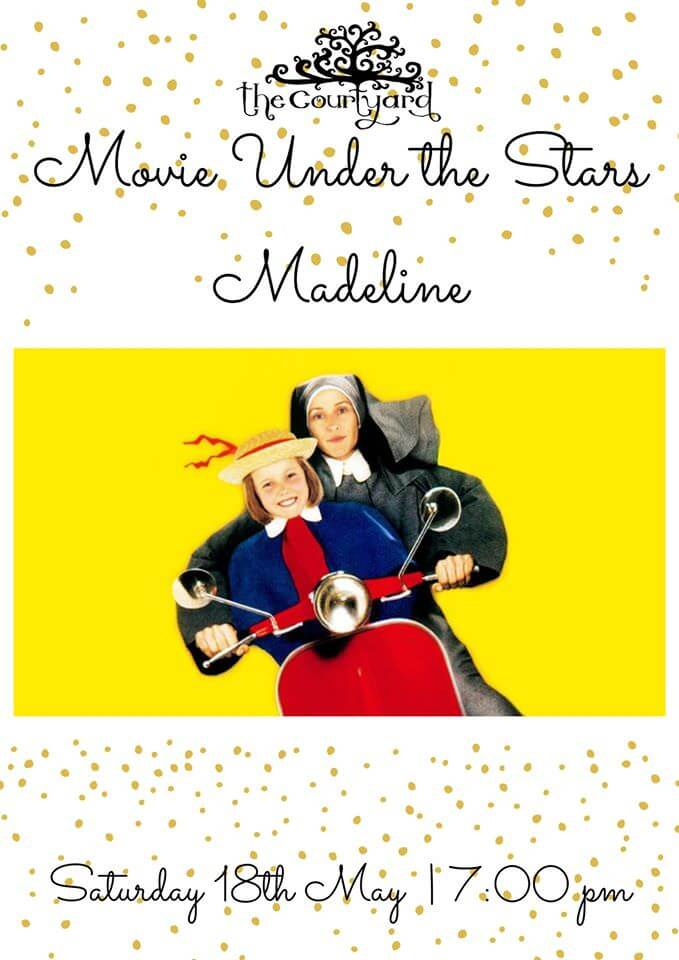 Movie Under the Stars: Madeline Cover Image