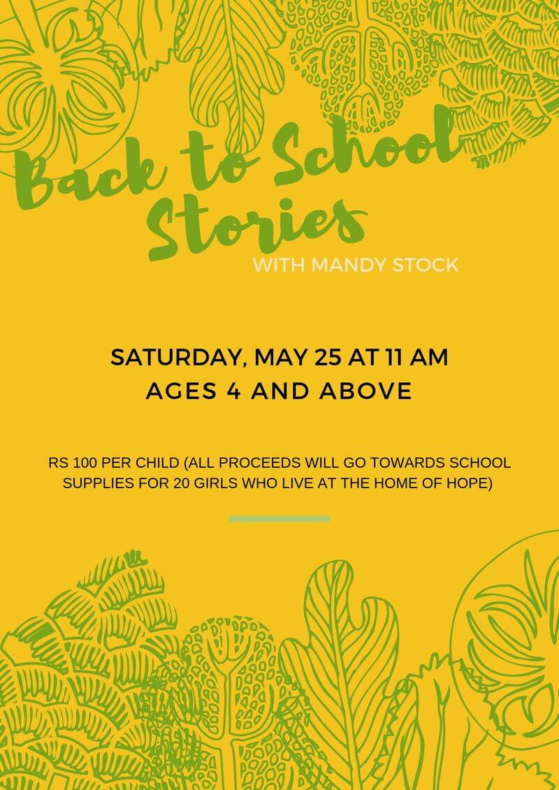 Back to School Stories Cover Image
