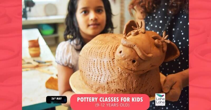 Kids Pottery Classes Cover Image