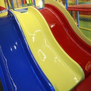 Slides at Happy Kydz