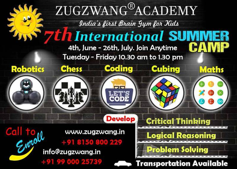 ZugZwang Summer Camp Cover Image