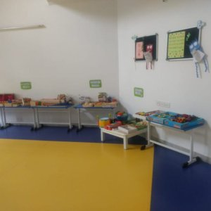 Early Innings Preschool Class Room