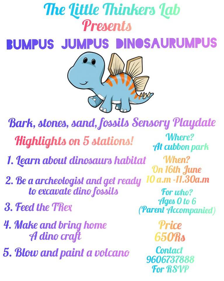 Dinosaurumpus Playdate Cover Image