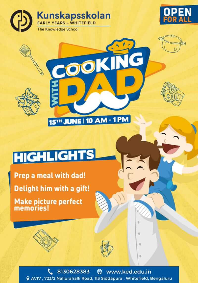 Cooking with Dad Cover Image