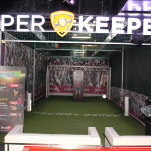 Super Keeper fun Football