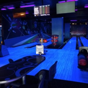 Smaaash 1 MG Mall Bowling Alley