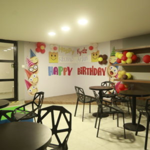 Birthday Parties at Happy Kydz