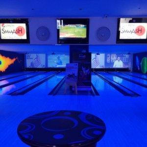 Bowling at Smaaash Phoenix Marketcity