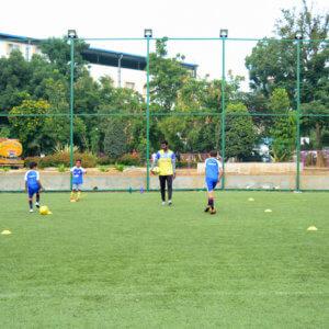 Football Classes at Sporthood