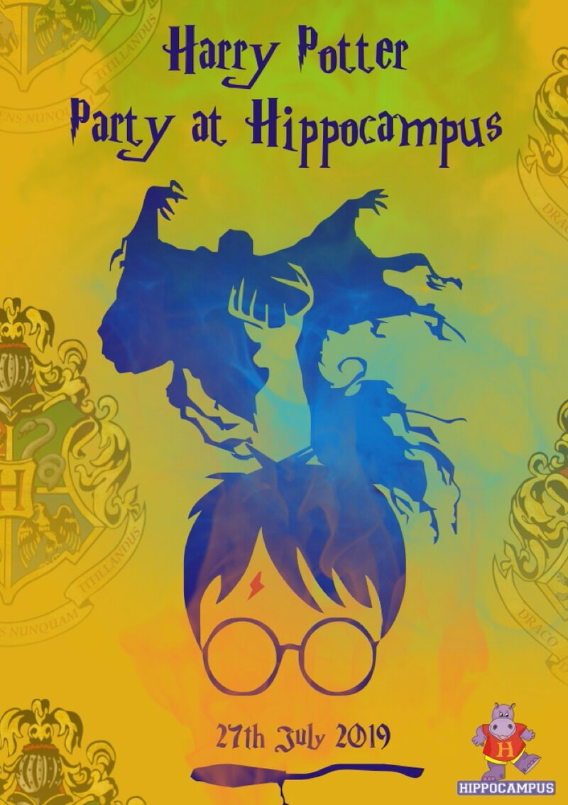 Harry Potter Party Cover Image