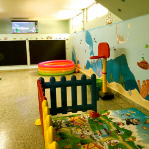 Small World Preschool PlayZone