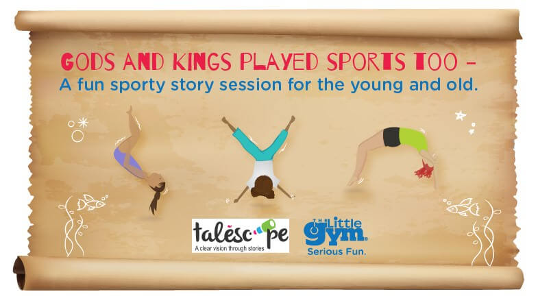 Fun Sporty Story Session Cover Image