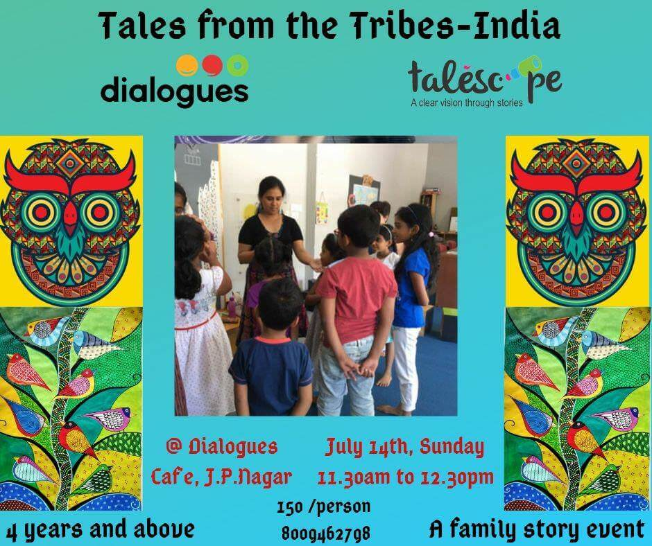 Tales from the Tribes Cover Image