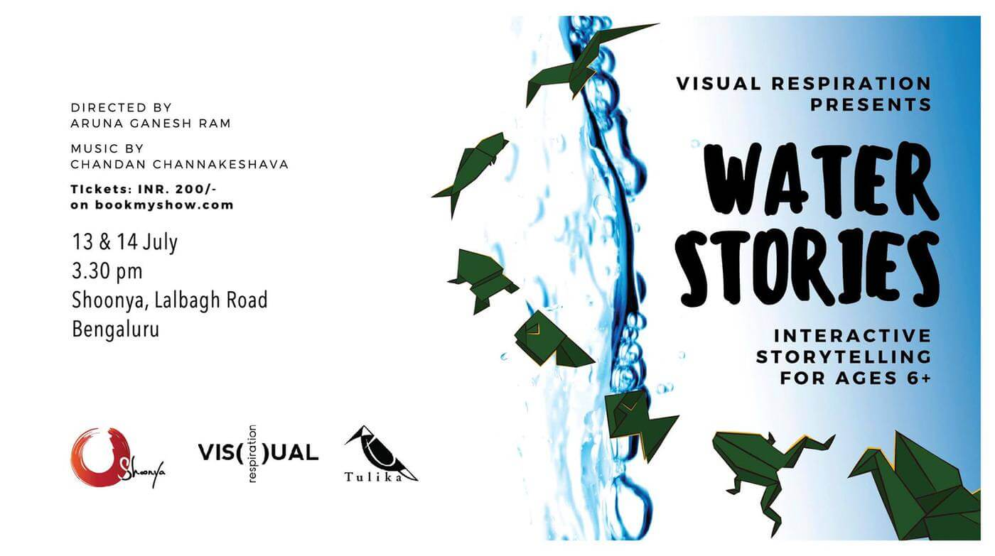 Water Stories: Interactive Storytelling Cover Image